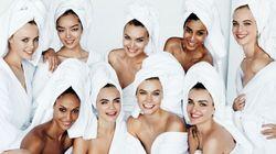 Τα γυμνά του Mario Testino μέσα από την σειρά φωτογραφιών Towel