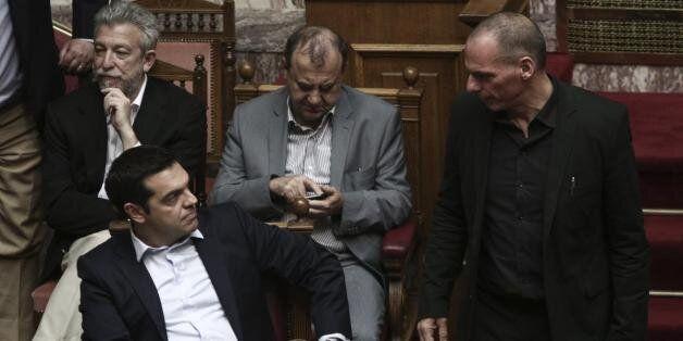 Βαρουφάκης για το βράδυ του δημοψηφίσματος: Ο Τσίπρας μου είπε «ώρα να