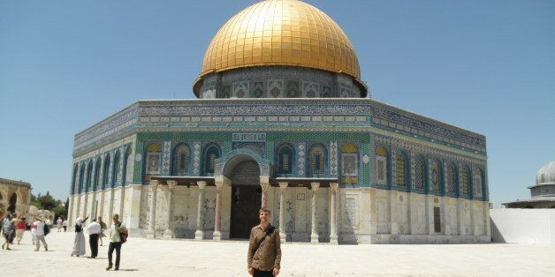 The Dome of the Rock, like the Al Aqsa Mosque, commemorates Muhammad's Night Journey. It's an amazing...