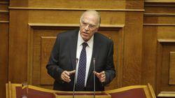 Βασίλης Λεβέντης προς Αλέξη Τσίπρα: Αγνοήσατε την επιστολή μου, δεν θα παρέχουμε πρόταση