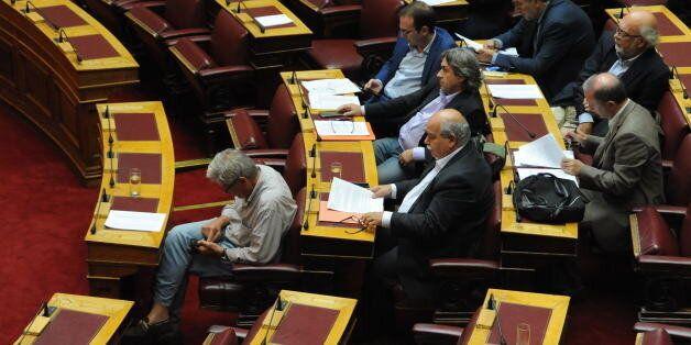 Γκρίνιες στην ΚΟ του ΣΥΡΙΖΑ για ΕΝΦΙΑ, 100 δόσεις και αυστηροποίηση ποινών και
