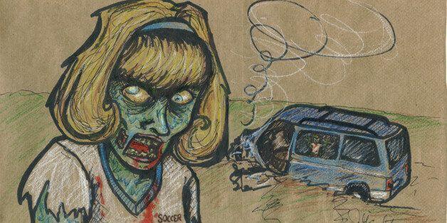 zombies aren't very good