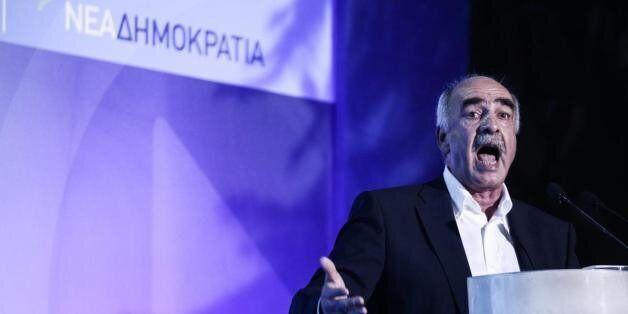 Χαμός στην ΝΔ: Διέκοψε τη συνεδρίαση της ΚΕΦΕ ο Μεϊμαράκης, απέσυρε τον εκπρόσωπό