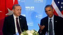 Eπικοινωνία Ερντογάν-Ομπάμα για συνεργασία στη Συρία και ενίσχυση των ανταρτών που μάχονται το Ισλαμικό