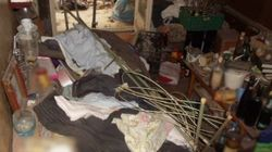 Θεσσαλονίκη: Συνελήφθη 58χρονος στην Τούμπα, με πέντε τόνους σκουπιδιών στο σπίτι