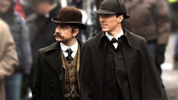 Το trailer για το χριστουγεννιάτικο special επεισόδιο του «Sherlock» είναι επιτέλους
