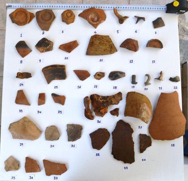 Aρχαιολογικός θησαυρός βρέθηκε μέσα σε σπήλαιο στην περιοχή Βάτσες στην