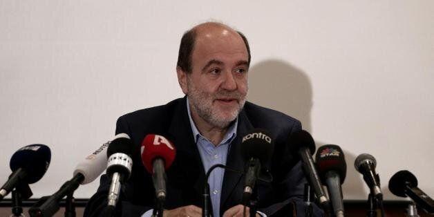 Αλεξιάδης: Η καταπολέμηση της μεγάλης φοροδιαφυγής η προτεραιότητά
