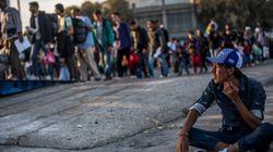 Αρχίζει η κατανομή των προσφύγων μέσα στην