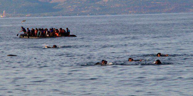 Νέο ναυάγιο με πρόσφυγες ανοιχτά της Καλύμνου. Τέσσερα ανήλικα παιδιά πνίγηκαν, αγνοείται ζευγάρι με