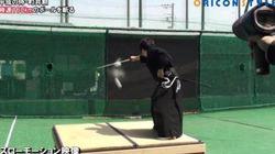 Ο σύγχρονος σαμουράι Isao Machii και η μπάλα του