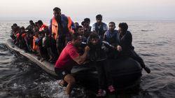 Frontex: Στους 710.000 οι πρόσφυγες και μετανάστες που μπήκαν στην Ε.Ε. στο
