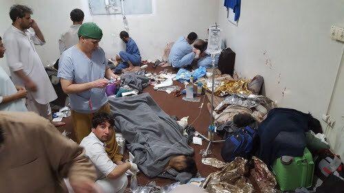 Ο Ομπάμα ζήτησε- επιτέλους- συγγνώμη από τους Γιατρους Χωρίς Σύνορα για τον βομβαρδισμό νοσοκομείου στο