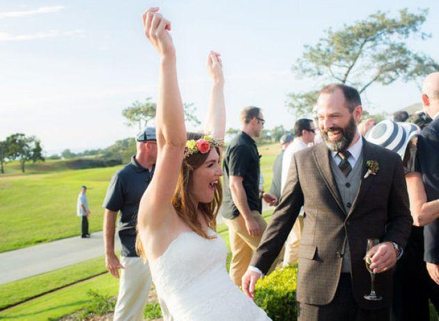 Ο Μπαράκ Ομπάμα πήγε ακάλεστος σε γάμο και έχουμε τις φωτογραφίες που το