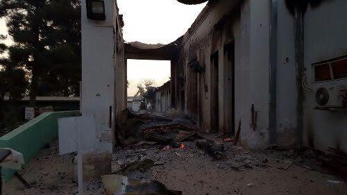 Γιατροί Χωρίς Σύνορα: Ο τρομακτικός αμερικανικός βομβαρδισμός σε νοσοκομείο στο Αφγανιστάν με τα λόγια...