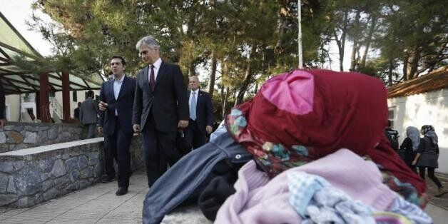 Τσίπρας: Σήμερα στη Λέσβο είδαμε με τον καγκελάριο της Αυστρίας το καλό πρόσωπο της Ευρώπης, αυτό της