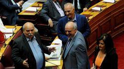 Νέος Πρόεδρος της Βουλής με 181 ψήφους ο Νίκος