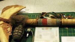 Τα πιο περίεργα όπλα που έχουν κατασχεθεί σε αεροδρόμια. Από τσεκούρια τόμαχοκ μέχρι σπαθιά