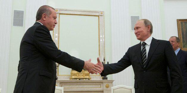 Η στρατιωτική δράση της Ρωσίας στη Συρία και η ρητορική του