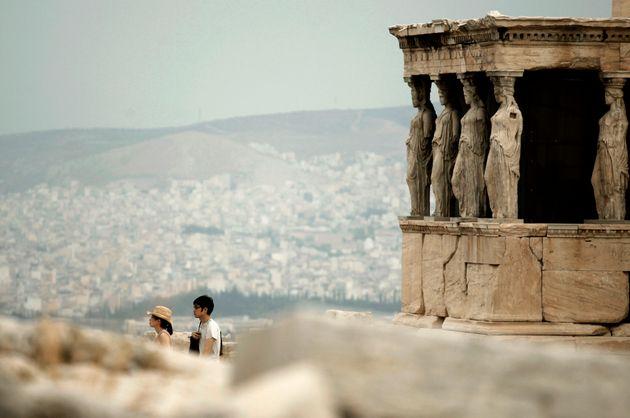 Eurostat: Η ανθρωπογεωγραφία του ελληνικού τουρισμού το 2014 - Γερμανοί, Άγγλοι, Ρώσοι οι περισσότεροι...