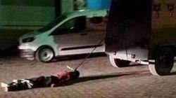 Σάλος στην Τουρκία εξαιτίας εικόνων νεκρού Κούρδου που σέρνεται από