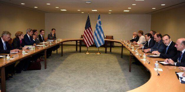 Πρόθεση του Κέρι να έλθει στην Αθήνα για το Κυπριακό. Οι επαφές της ελληνικής πλευράς στις ΗΠΑ για όλα...
