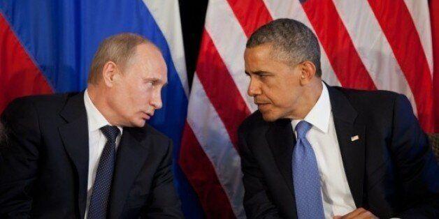Η παρουσία του ρωσικού στρατού σε Συρία και Ουκρανία στην ατζέντα των συζητήσεων Ομπάμα -