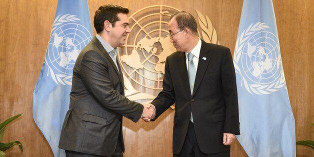 Μεταναστευτικό, Κυπριακό, ΠΓΔΜ, τα θέματα που συζήτησαν Τσίπρας – Μπαν Κι
