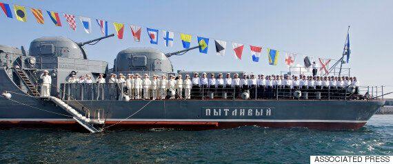 Οι ρωσικές ναυτικές δυνάμεις στη Συρία και ο ρόλος τους. Η ισχύς του ρωσικού στόλου της Μαύρης