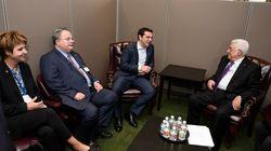 Συνάντηση Τσίπρα -