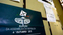 Πρωτιά των κεντροδεξιών κομμάτων στην Πορτογαλία δείχνει το exit