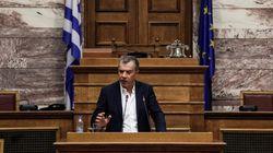 Θεοδωράκης: Όχι σε ψήφο εμπιστοσύνης, όχι σε συνεργασία με το ΠΑΣΟΚ, δυο όροι για πρόεδρο της