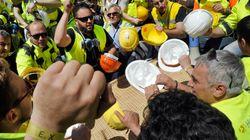 Στις δουλειές τους επιστρέφουν τη Δευτέρα οι μεταλλωρύχοι της «Ελληνικός