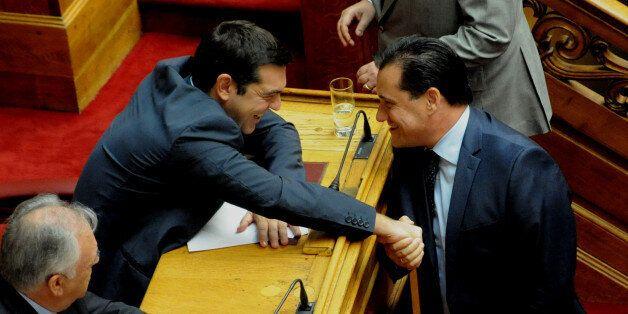 Γεωργιάδης: Εγώ δεν είμαι από τζάκι. Είμαι ο μόνος που μπορεί να κερδίσει τον