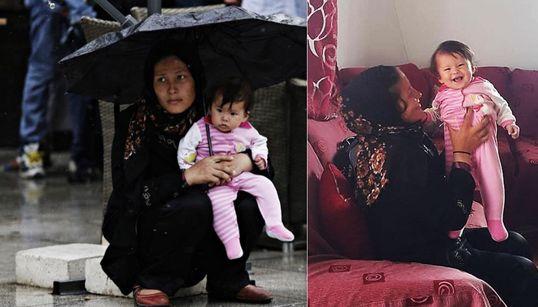 Εκείνοι που πήραν τους πρόσφυγες στο σπίτι τους και εκείνοι που τους