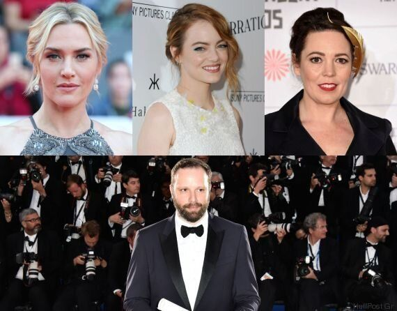 Emma Stone και Kate Winslet στη νέα ταινία του Γιώργου