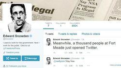 «Can you hear me now?». To πρώτο tweet του Σνόουντεν, το τρολάρισμα στην ΝSA και το παραλήρημα των
