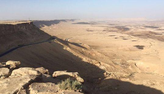 «Ήρθαμε στην έρημο για να είμαστε κοντά στη φύση, όχι μακρυά από τους