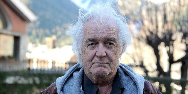 COURMAYEUR, ITALY - DECEMBER 14: Henning Mankell attends Day 5 of the 23rd Courmayeur Noir In Festival...