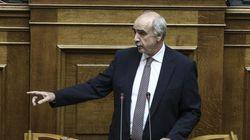 Μεϊμαράκης: Δεν θα αφήσουμε την κυβέρνηση να πάρει
