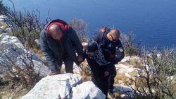 Οι ήρωες αστυνομικοί που σώζουν πρόσφυγες στο «ακρωτήρι του