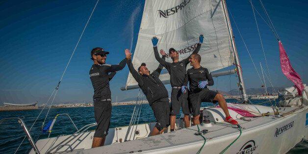 Έπεσε η αυλαία του Hellenic Match Racing Tour με μεγάλη νικήτρια την Nespresso VMG