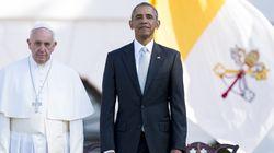 Συνάντηση Πάπα-Ομπάμα με πρώτα θέματα στην ατζέντα το προσφυγικό και την κλιματική
