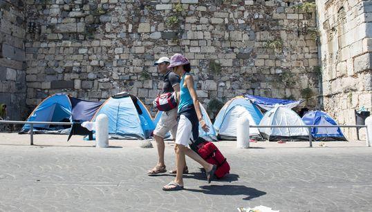Πως ψήφισαν τα νησιά με τις μεγάλες μεταναστευτικές