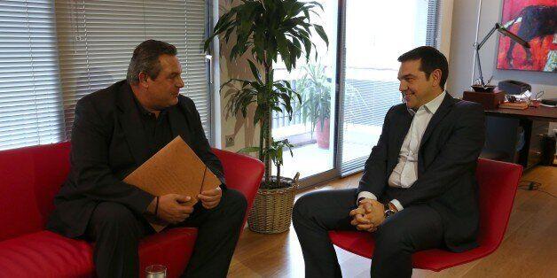 4 προκλήσεις για τη συγκυβέρνηση ΣΥΡΙΖΑ -