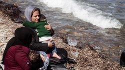 H Αμερικανοεβραϊκή Επιτροπή δίπλα στους Σύριους πρόσφυγες στη