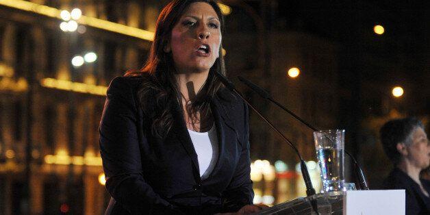 Ζωή Κωνσταντοπούλου: Ο Τσίπρας διέλυσε το κόμμα του για να υπηρετήσει τους