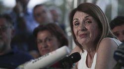 Χριστοδουλοπούλου: Υπεύθυνος ο Μεϊμαράκης αν πειραχτεί τρίχα από τα μαλλιά