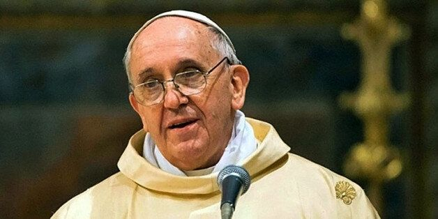 Francisco (en latín, Franciscus PP.), de nombre secular Jorge Mario Bergoglio (Buenos Aires, Argentina,...