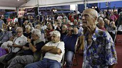 Κοντράστ συναισθημάτων για τα exit poll: Ψηφοφόροι ΣΥΡΙΖΑ με αυτούς της